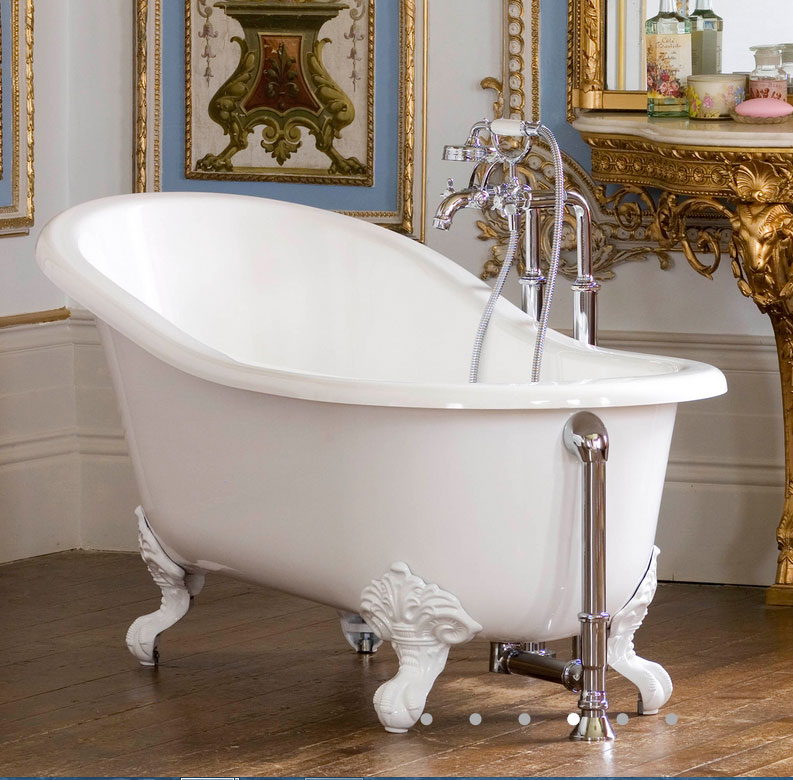 Victoria Albert Shropshire Bathtub For The Residents Of
