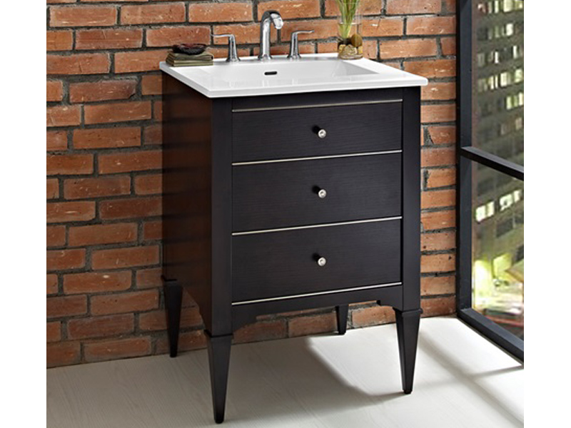 Fairmont - charlottesville 24 Inch - Bath Vanities for Toronto ... on medicine cabinet and sink, laundry vanity and sink, bathroom cabinet and sink, euro vanity and sink, vanity top and sink,