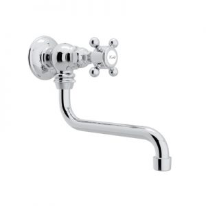 """COUNTRY KITCHEN WALL MOUNT 8 27/32"""" REACH POT FILLER PRODUCT # A1444"""