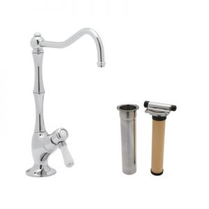 Rohl- MICHAEL BERMAN C-SPOUT FILTER FAUCET # MB7917