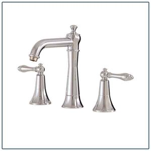 "8"" Center Bathroom Faucet"