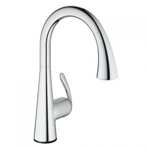 Grohe ladylux cafe touch kitchen faucet