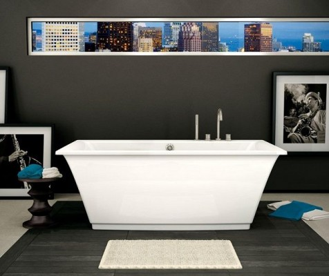 Maax optik 6636 F Bathtubs