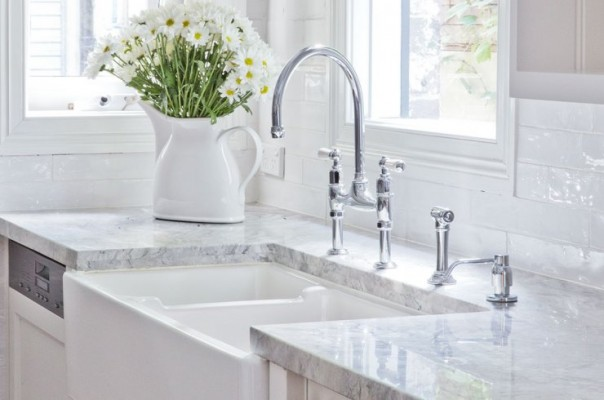 Perrin & rowe kitchen tap