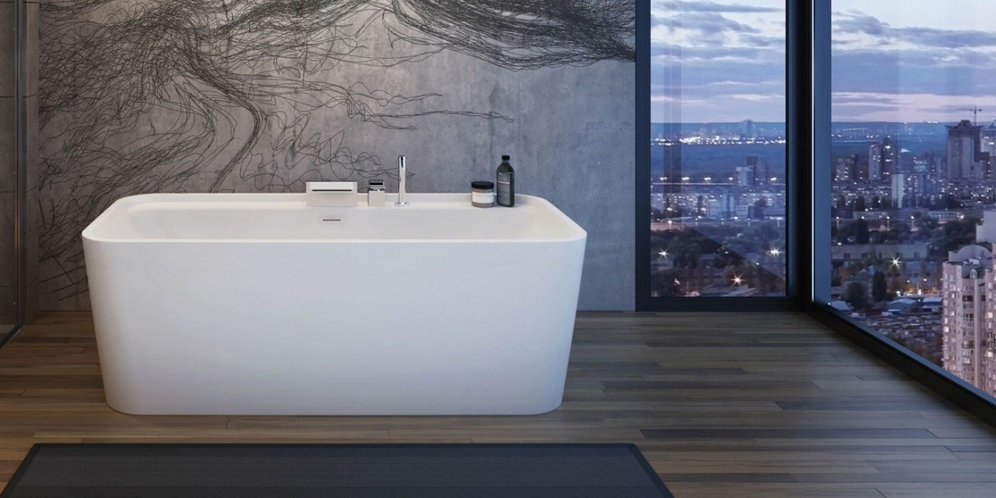 Maax oberto freestanding bathtubs