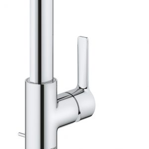 Grohe 2382500A lineare single-handle bathroom faucet l-size