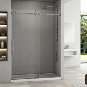 Fleurco K2A57-11-40 SELECT K2 Inline Shower Door