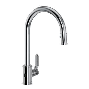 Perrin & Rowe U.4534HT-APC-2 Armstrong Touchless Kitchen Faucet