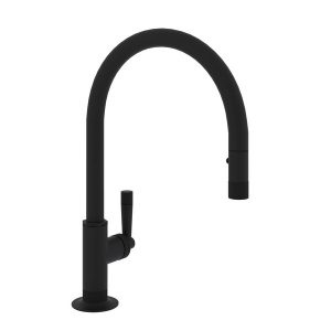 ROHL Graceline MB7930LMMB-2 Pulldown Kitchen Faucet