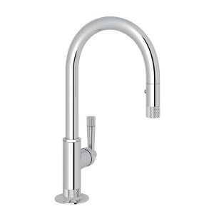 ROHL MB7930SLMAPC-2 Graceline Pulldown Bar And Food Prep Faucet