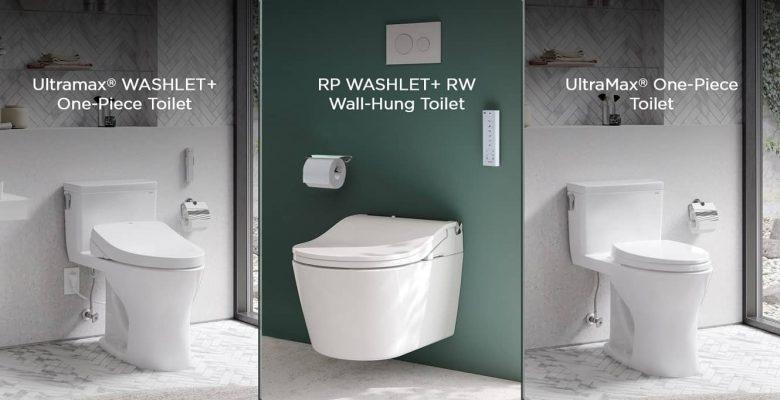 Toto Toilets Washlets Neorests In Toronto Including Ultramax 2 And Carlyle 2